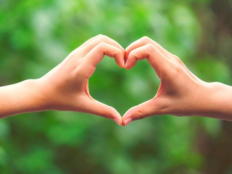 Aprire il cuore con l ausilio delle mudra